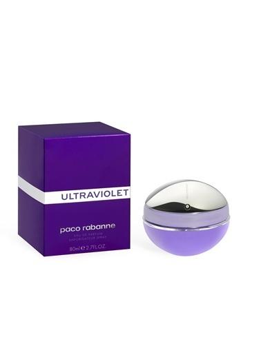 Paco Rabanne  Ultraviolet Edp 80Ml Kadın Parfüm Renksiz